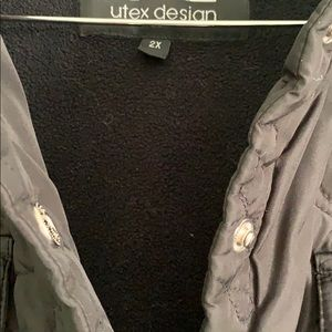 Utex Jackets & Coats - Light Weight Quilted Spring or Fall Jacket